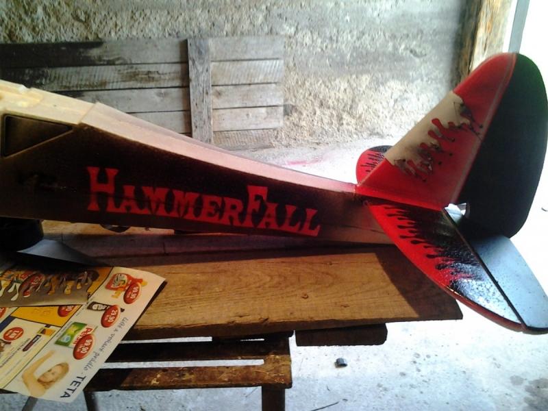 EasyCub-Hammerfall style