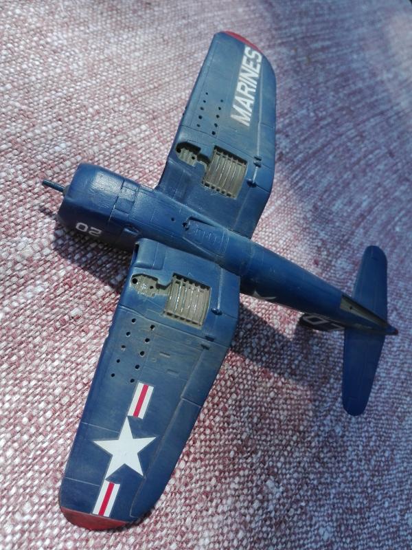 F-4U 5 Corsair