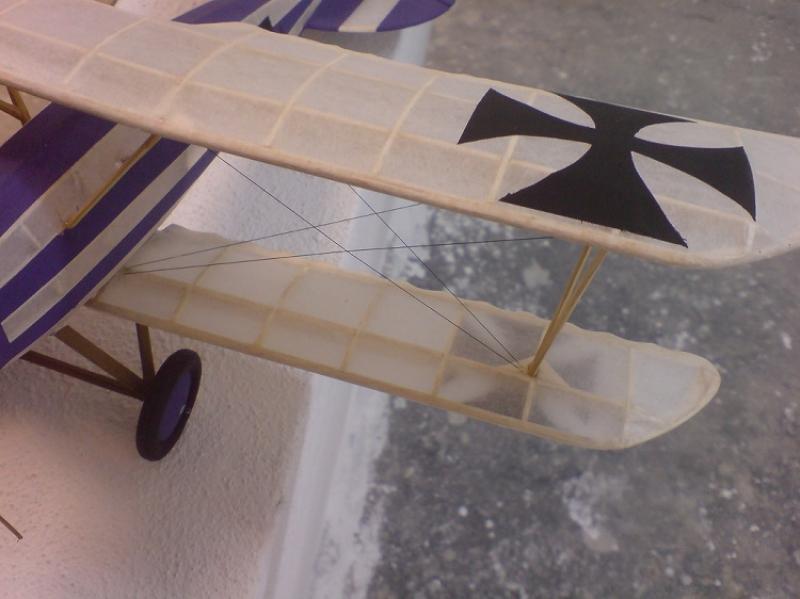 1/20 Albatros D.V.