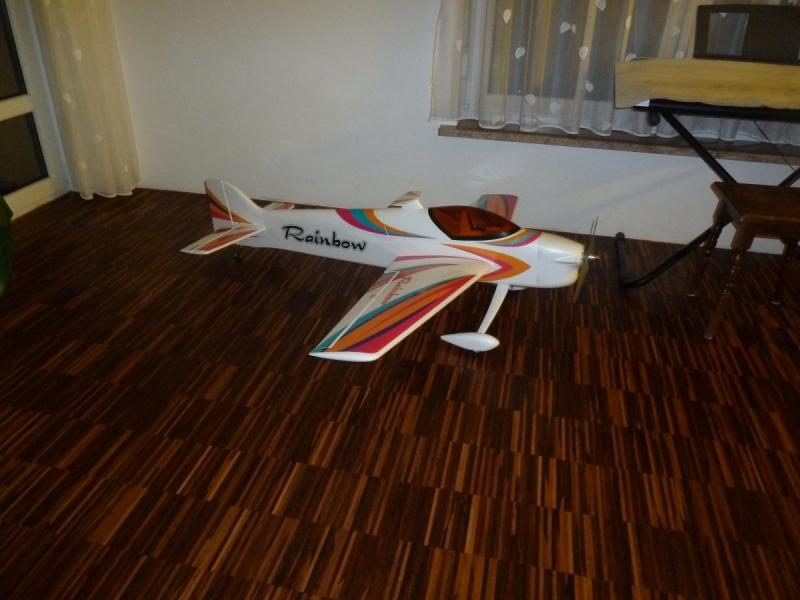 A-388 Rainbow F3A