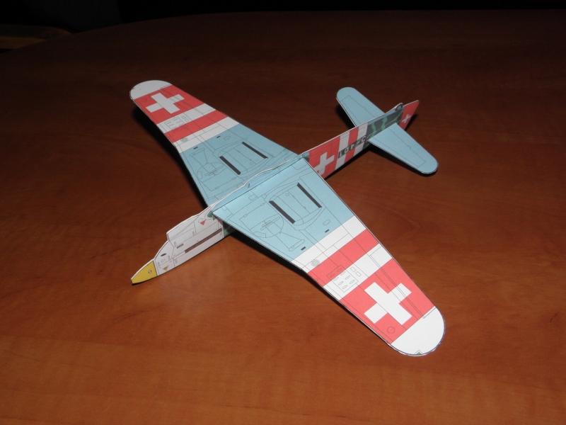 Házedlo Doflug D-3802 prototyp J-401