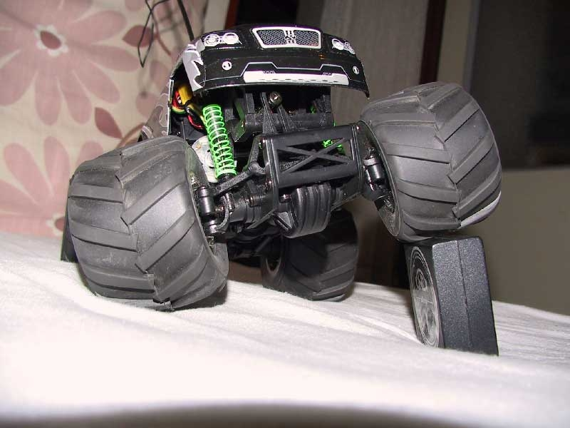 Mini Monster 4WD