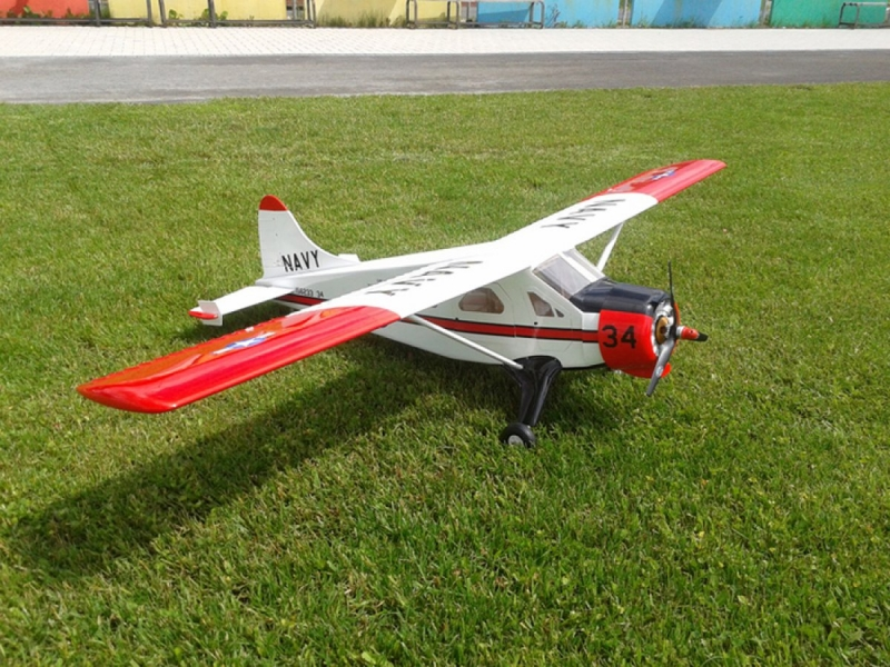 DHC-2 Beave