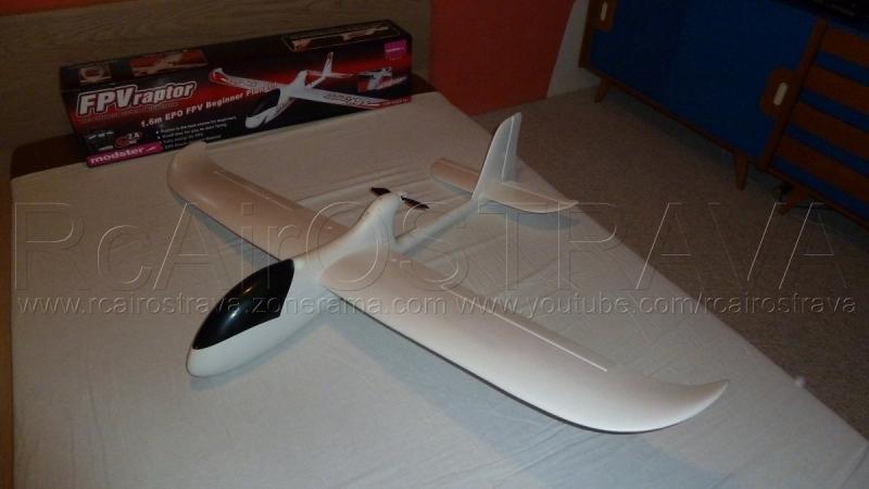 FPV Raptor 1600mm