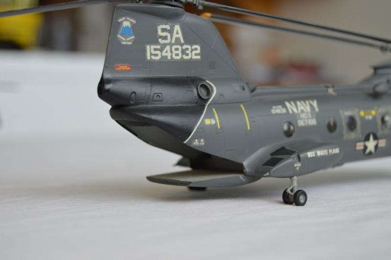 Boeing CH 47-Chinook