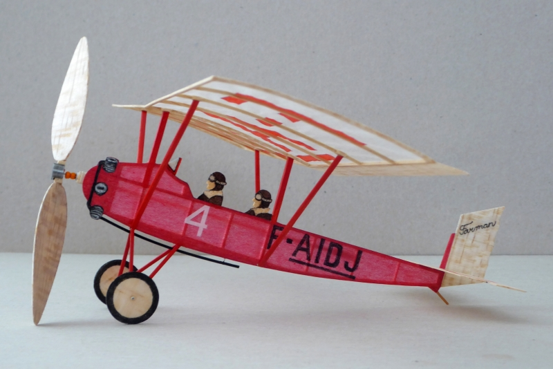 Farman Carte Postale