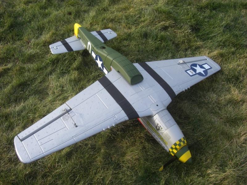 P 51-D Mustang