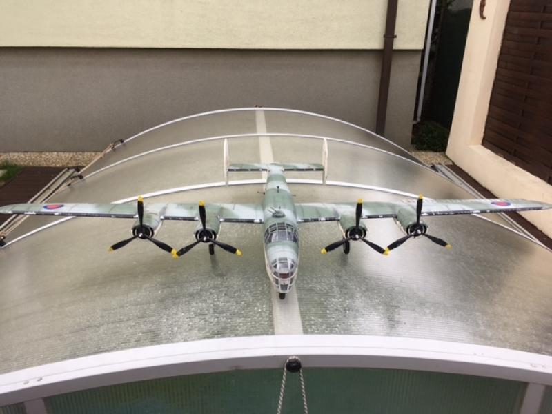 B 24 Liberator MK I