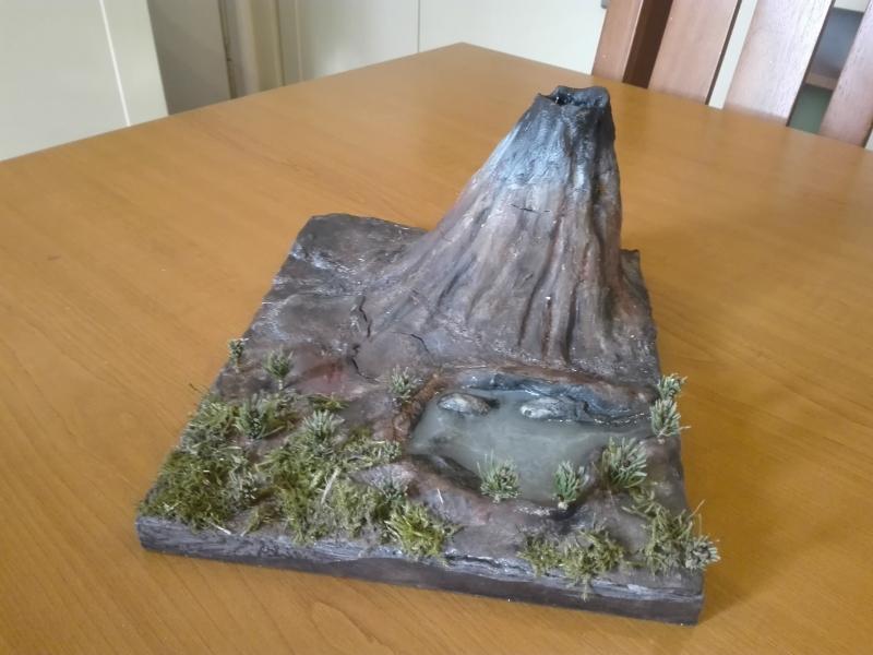 Sopka/Školský projekt na Geografiu