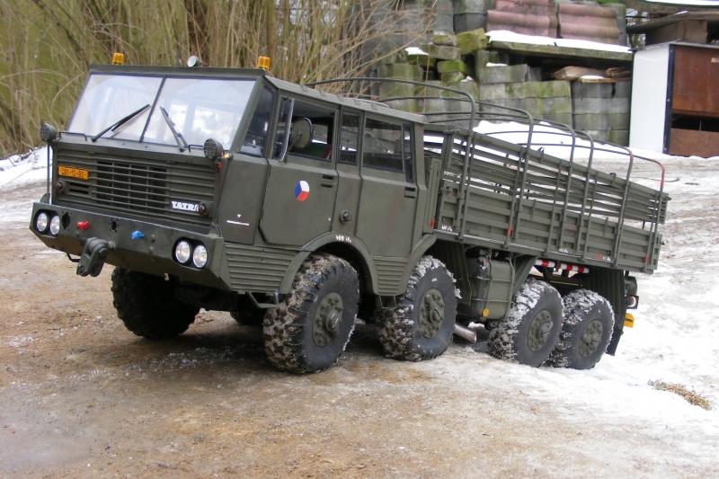 Tatra T-813 Kolos + P-50N