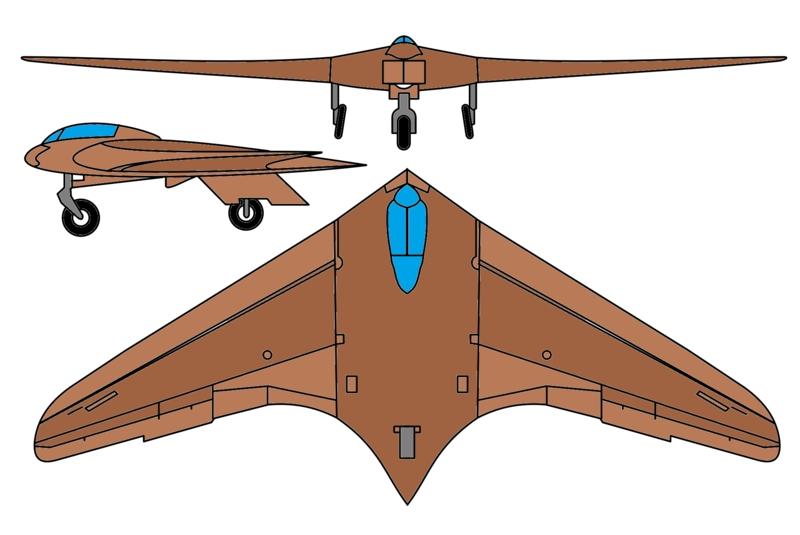 Horten IX. V1