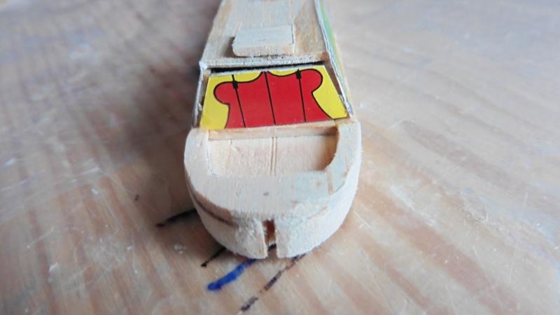 Vlečný nákladní člun