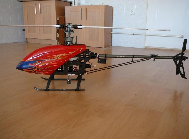 T-Rex 600 CF