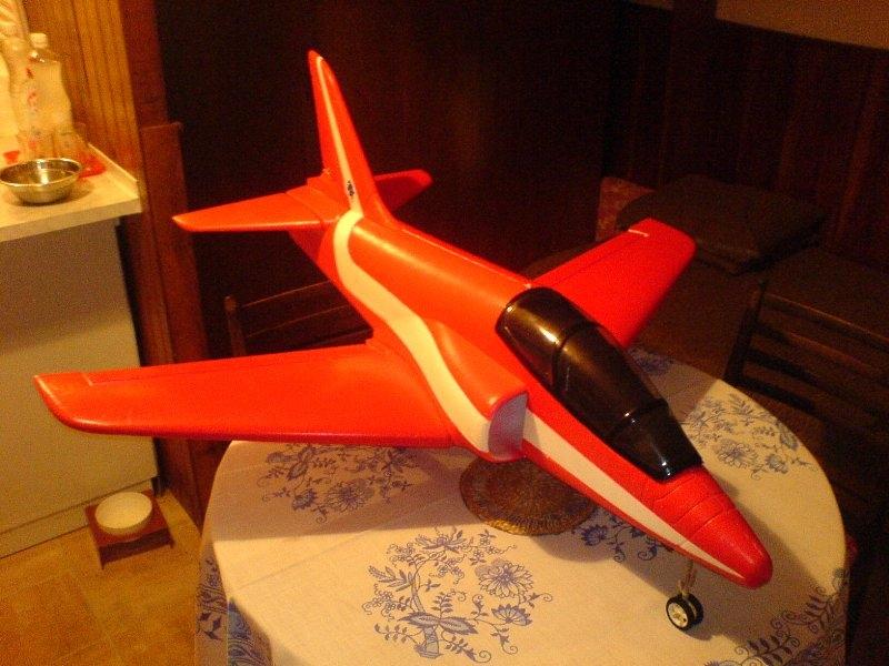 Bae Hawk - Red Arrows