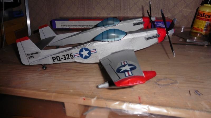 F- 82 Twin Mustang