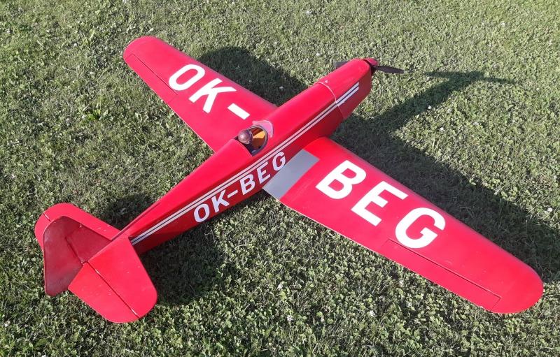 Be-56 Beta major