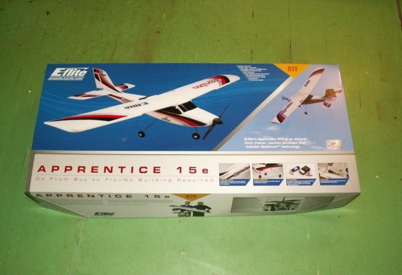 Apprentice 15e RTF DX5e