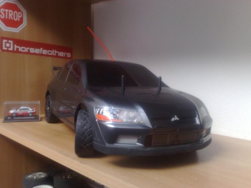 Mitsubishi Lancer evoVII