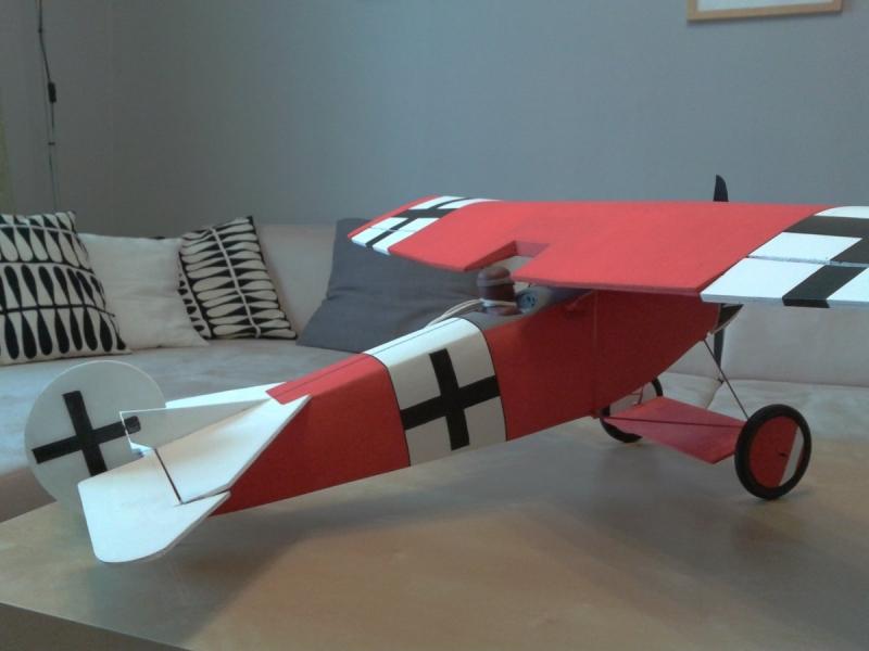 Fokker D8+