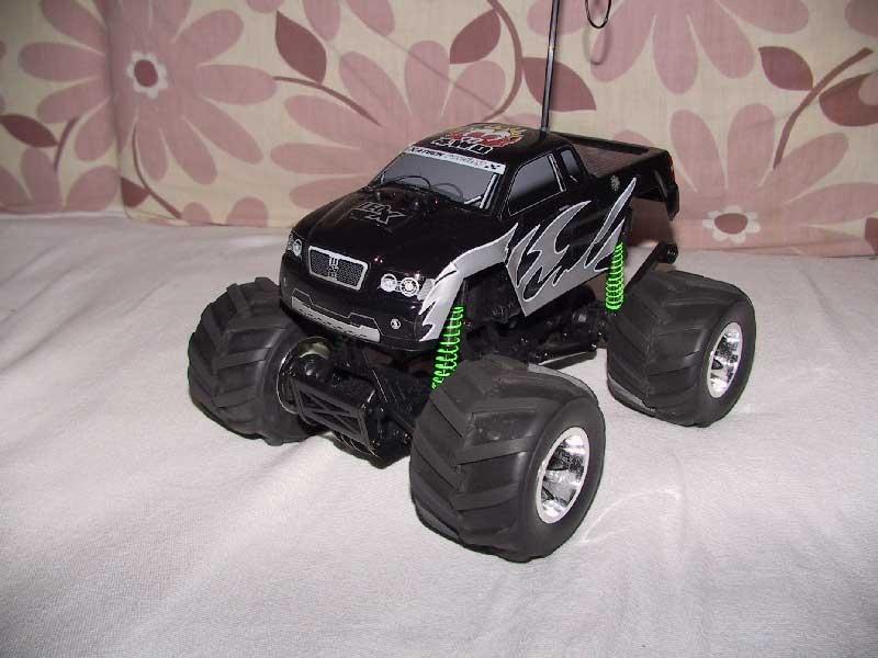 Mini Monster 4WD