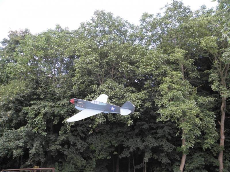 Házedlo Curtiss P-40 Warhawk