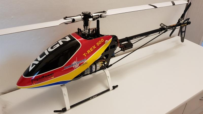 T-REX 500