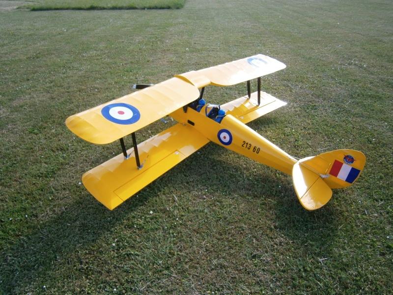 DH82 A Tiger Moth