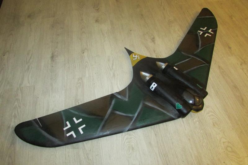 Horten 229 Grünherz V3