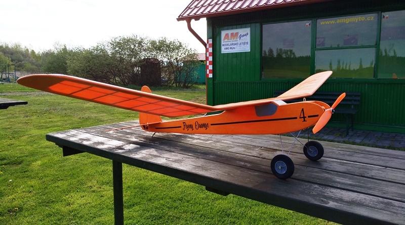Flying Orange