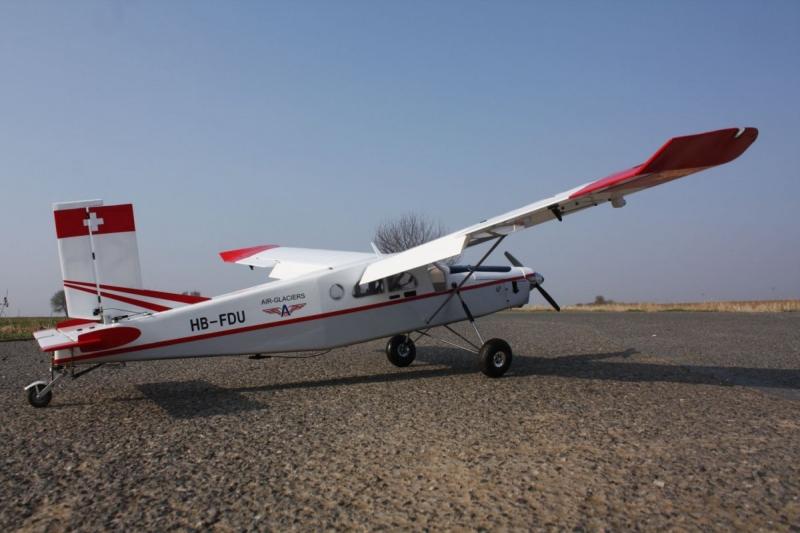 Pilatus PC6 Turbo Porter