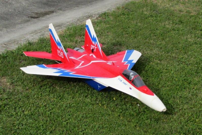 MiG 29 OVP