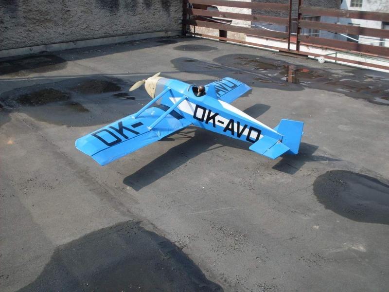 Avia BH-10 OK-AVO
