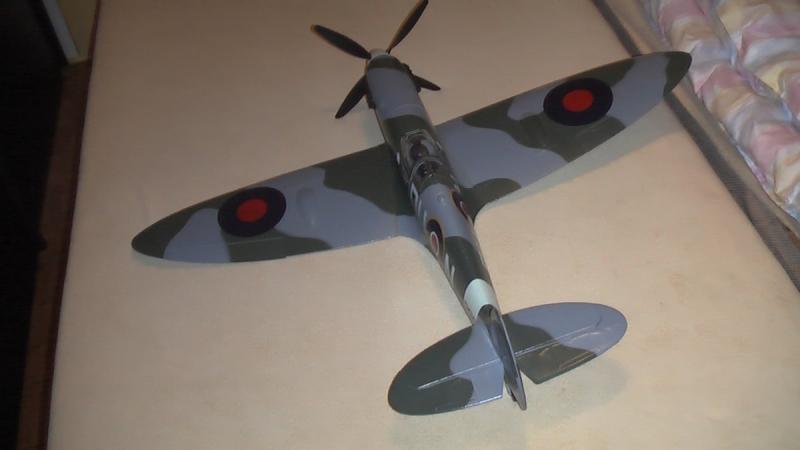 Spitfire Mk. IX C