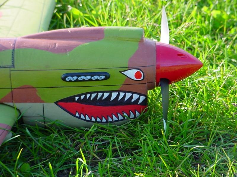 Curtis P40F Warhawk